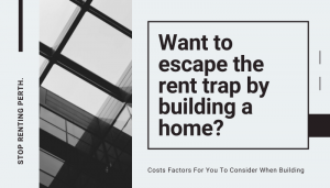 escape the rent trap